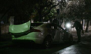 ΒΙΝΤΕΟ: Η στιγμή της έκρηξης του αυτοκινήτου εκδότη στην Αγία Βαρβάρα