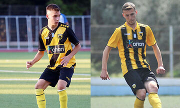 Στη Φέγενορντ δύο παίκτες της ΑΕΚ Κ-17