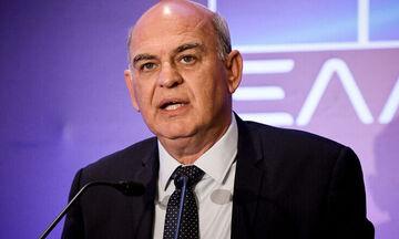 Στη Νιόν ο Γραμμένος για συνάντηση με τον πρόεδρο της UEFA, Τσέφεριν