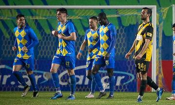 Παναιτωλικός - ΑΕΚ 1-1: Στο ΟΑΚΑ η πρόκριση στους «4» του Κυπέλλου (highlights)