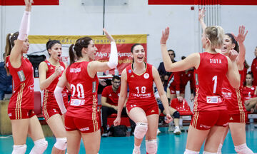 Ολυμπιακός-Γενισέι Κράσνογιαρσκ 3-1:  Στους «8» άνοιξε ο δρόμος για τον τελικό. Ο επόμενος αντίπαλος