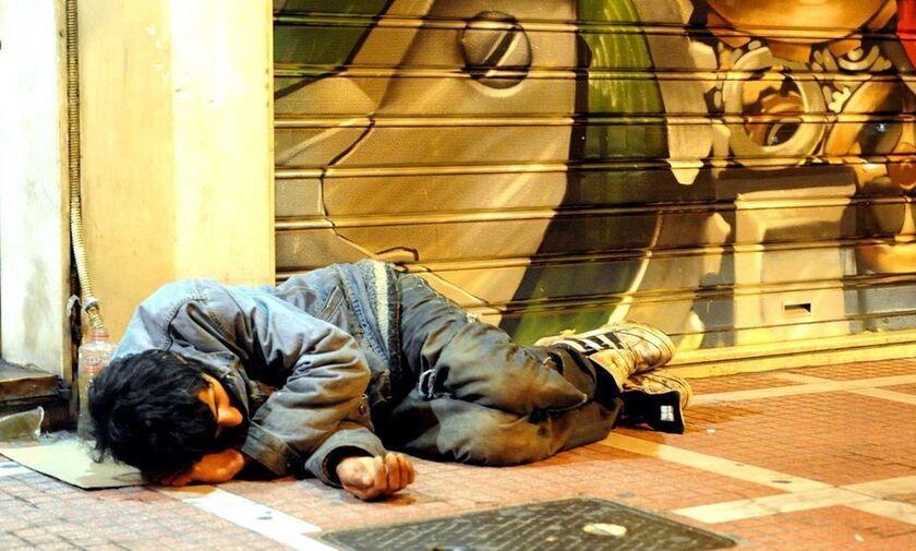 Ανοιχτά κέντρα σε Πειραιά και Αθήνα για την προφύλαξη των αστέγων από το ψύχος