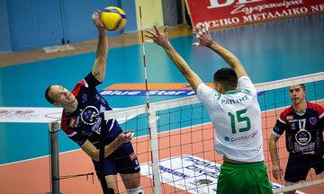 Φοίνικας Σύρου - Παναθηναϊκός 3-1: Εκτός Final-4 του Κυπέλλου οι «πράσινοι»!