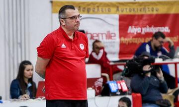 Κοβάσεβιτς: «Ήταν σημαντικό ότι δώσαμε χρόνο συμμετοχής και σε υπόλοιπες παίκτριες»