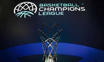 Basketball Champions League: Οι πιθανοί αντίπαλοι ΑΕΚ και Περιστερίου