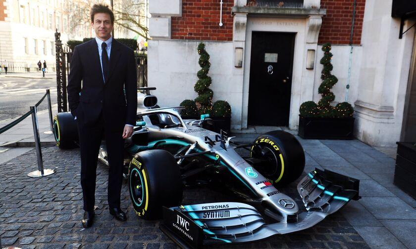 Παραμένει στη Formula 1 η Mercedes
