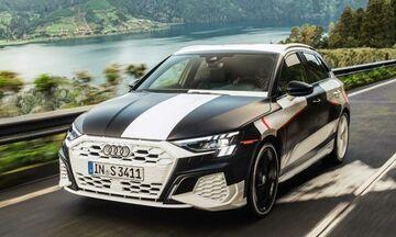 Πρώτες επίσημες εικόνες του νέου Audi S3