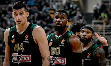EuroLeague: Με Ζενίτ ο Παναθηναϊκός στο ΟΑΚΑ