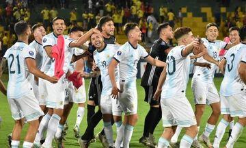 Ολυμπιακοί Αγώνες 2020: Προκρίθηκε η Αργεντινή