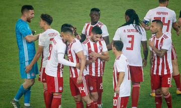 Ολυμπιακός: Στις εννιά πρωτοπόρες, στις τέσσερις αήττητες των «32» του Europa League