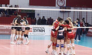 Ολυμπιακός: Για το διπλό στην Θεσσαλονίκη!