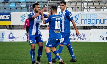 Super League 2: Επίδειξη δύναμης από τα Χανιά, 4-0 την Κέρκυρα (πρόγραμμα, βαθμολογία)