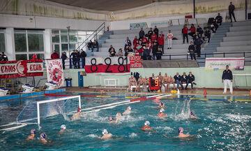ΝΟ Χίου - Ολυμπιακός 2-19: Τη συνέτριψε με τη στήριξη του κόσμου του!