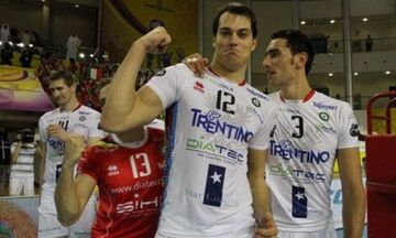 Πόσα σετ έπαιξε ο Τζούριτς στο ιταλικό πρωτάθλημα!
