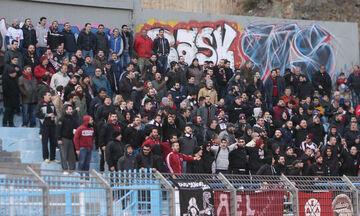 ΑΕΛ: «Αλβανοί έμποροι ναρκωτικών θα προκαλέσουν επεισόδια στη Λαμία»