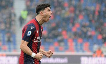 Serie A: Μεγάλο διπλό της Μπολόνια στη Ρώμη