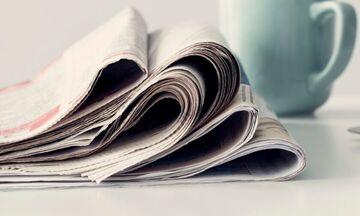 Εφημερίδες: Τα αθλητικά πρωτοσέλιδα του Σαββάτου 8 Φεβρουαρίου