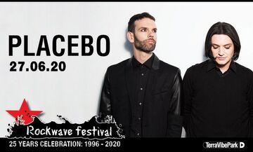 Οι Placebo έρχονται Αθήνα και γιορτάζουν 25 χρόνια Rockwave Festival στο TerraVibe