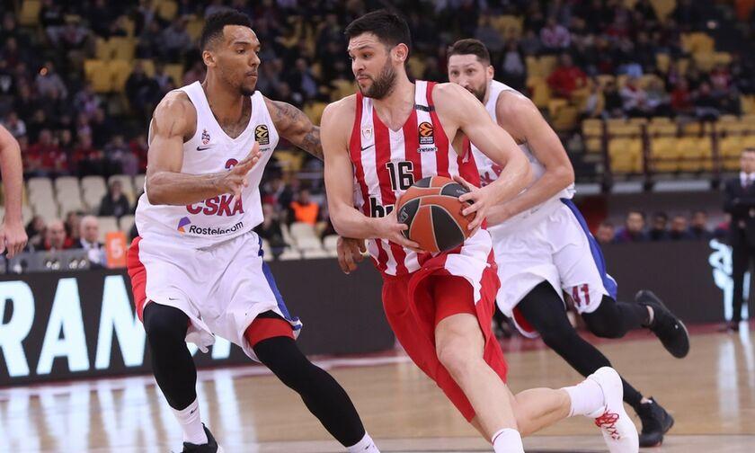 Το TOP-10 της EuroLeague είναι γεμάτο από ΣΕΦ, Ολυμπιακό και Παπανικολάου (vid)