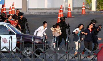 Ταϊλάνδη: Είκοσι επτά νεκροί, ανάμεσά τους και ο δράστης, σε ένα πρωτοφανές μακελειό