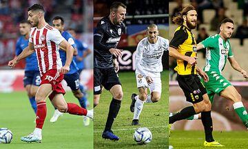 Super League 1: Στο Περιστέρι ο Ολυμπιακός, με ΟΦΗ ο ΠΑΟΚ, ντέρμπι ΑΕΚ - Παναθηναϊκός!