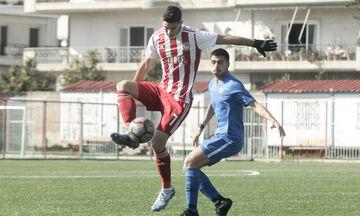 Super League K19: Διπλό με Μπέλιτς ο Ολυμπιακός, 1-0 τον Ατρόμητο