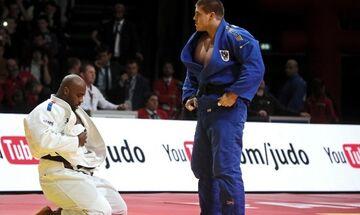 Τζούντο: Ο Ολυμπιονίκης Ρινέρ ηττήθηκε μετά από 9 χρόνια!
