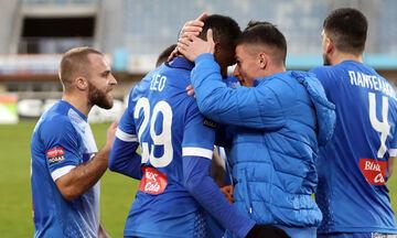Super League 2: Καθάρισε στο δεύτερο ημίχρονο ο ΠΑΣ, 6-1 τον Απόλλωνα Πόντου (βαθμολογία)