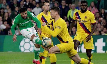 La Liga: Ζορίστηκε, αλλά νίκησε η Μπαρτσελόνα (highlights)