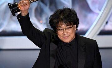 Μπονγκ Τζουν Χο: «Όταν πήγαινα σχολείο έβλεπα Σκορτσέζε»