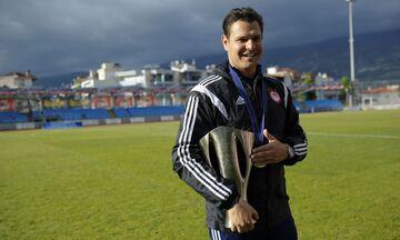 Το «ευχαριστώ» του Τοπολιάτη στον Ολυμπιακό