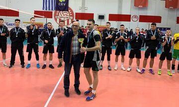 ΕΣΠΕΔΑ: Πρωταθλητής ο Μίλων, 3-2 τον Ολυμπιακό