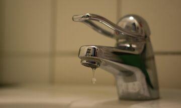 ΕΥΔΑΠ: Διακοπή νερού σε Αθήνα και Σαλαμίνα