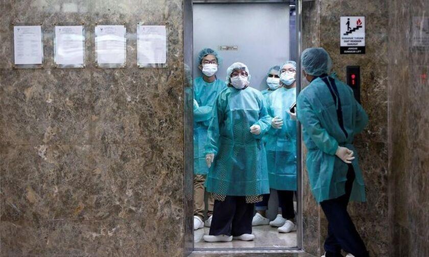 Νέος κορωναϊός: Νέα κρούσματα σε ΗΠΑ, Βιετνάμ, Ταϊλάνδη, Νότια Κορέα και Χονγκ Κονγκ