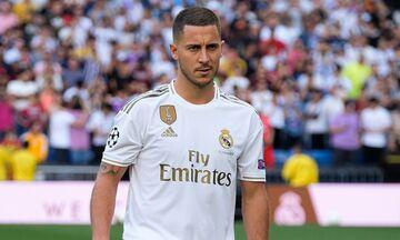 Ρεάλ Μαδρίτης: Επιστρέφει μετά από τρεις μήνες ο Αζάρ!