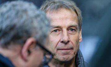 Γιούργκεν Κλίνσμαν: Παραίτηση από την Χέρτα μέσω facebook!