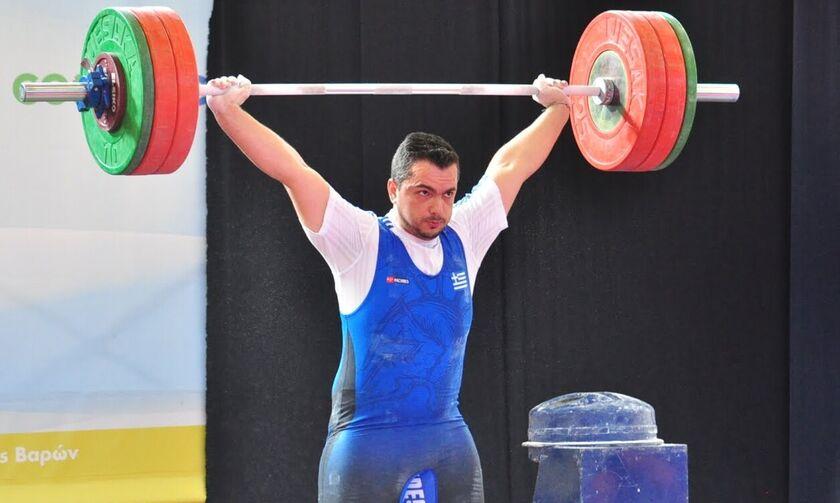 Βρέθηκε ντοπέ Έλληνας πρώην Ολυμπιονίκης στην άρση βαρών
