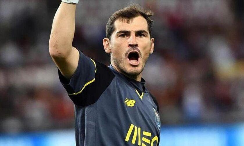 Κασίγιας: Υποψήφιος για την προεδρία της ισπανικής ομοσπονδίας ποδοσφαίρου