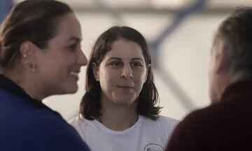 Πόλο: Τι είπαν οι Ρουμπέση, Μανωλιουδάκη για την προσπάθεια της Εθνικής