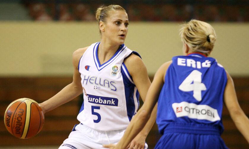 Η Κωστάκη πρέσβειρα του NBA στην Ευρώπη!