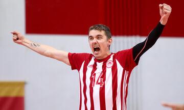 Ο Τερβαπόρτι πολυτιμότερος της 12ης αγωνιστικής στην Volley League
