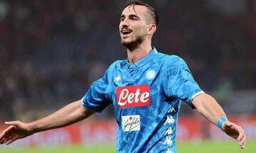 Κύπελλο Ιταλίας: Προβάδισμα πρόκρισης στον τελικό για τη Νάπολι, 0-1 την Ίντερ