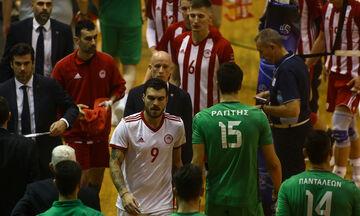 LIVE: Ολυμπιακός - Παναθηναϊκός (19:15)