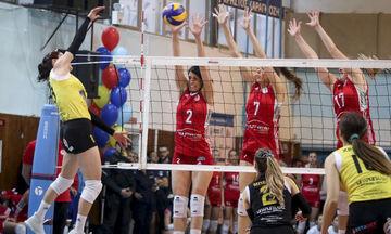 Κλήρωση Κυπέλλου Γυναικών: ΑΕΚ - Ολυμπιακός στα προημιτελικά