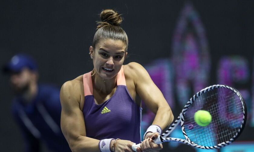 St. Petersburg Ladies Trophy: Εύκολα στα προημιτελικά η Σάκκαρη
