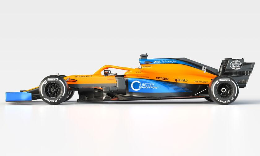 Το νέο μονοθέσιο της McLaren για το 2020 (pic)