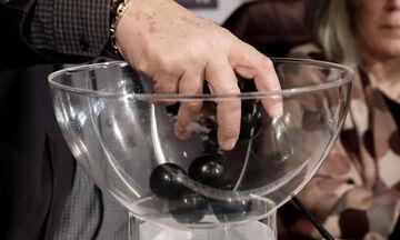 Κύπελλο Ελλάδος: Για τις 20 Φεβρουαρίου η κλήρωση των ημιτελικών