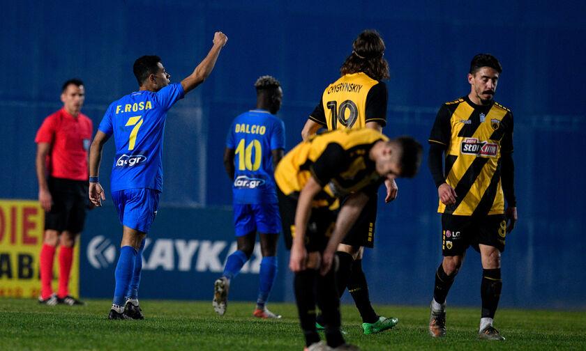 Κύπελλο Ελλάδας: Ο διαιτητής της ρεβάνς του Παναιτωλικός - ΑΕΚ (19/2)
