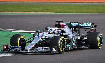 Η Mercedes παρουσίασε το μονοθέσιο του 2020