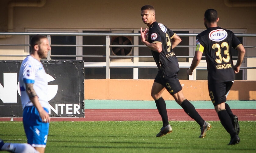 Super League 2: Ο Εργοτέλης προσπέρασε τον Απόλλωνα Λάρισας με 1-0 (βαθμολογία)